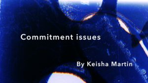 Commitment Issues Poster